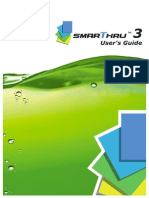 SmarThru3 User Manual