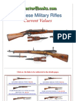 Japanese Military Rifles Current Values