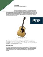 Como funciona o violão