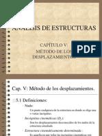 APUNTE ANÁLISIS DE ESTRUCTURAS CAPV