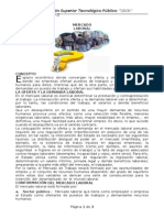 Mercado Laboral 1ra Clase