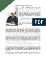 Potret Kota Padang Menuju 2014