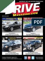 Drive Magazine Issue 19, 2013