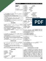 Examen de Admisión UNSAAC 2002 - I
