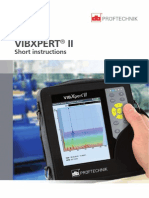 VIBXPERT II Short Instructions en 052010