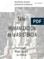 humanizacion