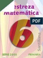 DESTREZA MATEMATICA 6°