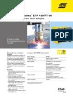 ESAB m3plasma 450 Pt-36 PT