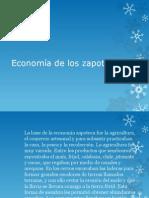 Economía de los zapotecas