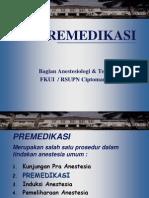 Farmakologi Obat Premedikasi