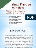 Ejercicio 17.17 Listo