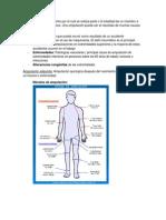 amputaciones y prótesis