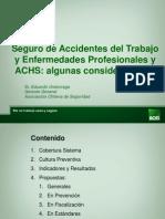 2010 09 02stgo Seguro de Accidentes Trabajo y Enfermedades Laborales Achs