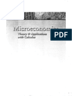 Microeconomics Theory and Applications With Calculus by Jeffrey M. Perloff - Addison-Wesle.