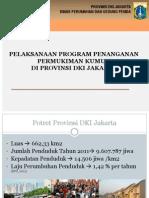 PELAKSANAAN PROGRAM PENANGANAN PERMUKIMAN KUMUH DI PROVINSI DKI JAKARTA