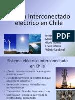 Sistema eléctrico interconectado en Chile