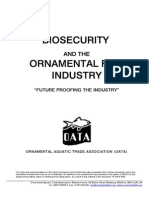 BIOSECURITY OATA