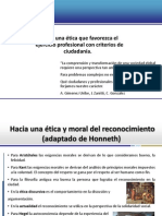 Etica. Ciudadania Moral de Reconocimiento[1]