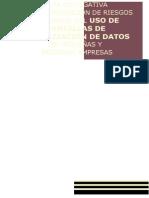 Pantallas de Visualizacion de Datos Prevencion