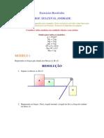 Exercicios Resolvidos Leis de Newton Sj