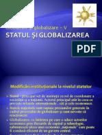 Statul şi globalizarea