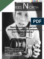 DN Magazine 2009/10 Flyer