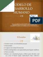 Trabajo Modelo Desarrollo Humano
