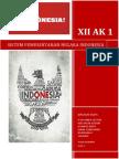 Sistem Pemerintahan Negara Indonesia