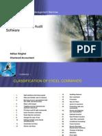 MS Excel AuditPurpose