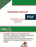 REFRIGERIO ESCOLAR 11