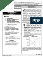 Introdução a Administração INSS  APOSTILA 01 ADMINISTRAÇÃO