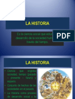 1.- La Historia