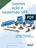Catalogo Skf Componentes Direcao Suspensao