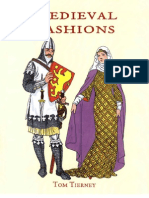 (Dover Coloring Book) Medieval Fashions
