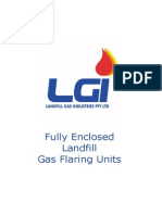 LGI Flaring Units No Covers