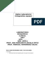 Bitacora Alumnos Laboratorio Bioquimica Clinica 2014-1 Gpos 1 y 4. Bere (1)