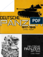 Action Publications Deutsche Panzer 1917-1945