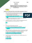 V.I FS09 Exam1 Version B Key
