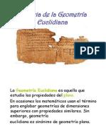 historiadelageometraeuclidiana-091130080257-phpapp01
