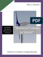 Turbina de Viento Ismael