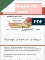 Patologia Del Codo