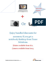 Accessory Bundle Promo June 2009