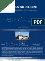 Savino Del Bene Official Presentation