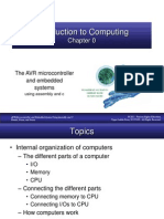Chapter 1 The AVR microcontroller