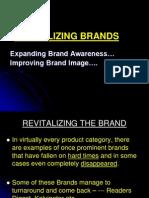 Revitalising Brand