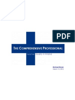 The Comprehensive Professional