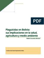Plaguicidas en bOLIVIA