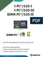 DIMM-PC-520-I