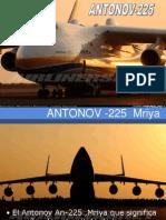 Antonov -225 Miyra