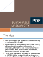 Sustainable Cities- MASDAR CITY.pptx
